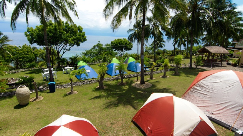 Staycationing? Try camping at Terra Manna Resort.