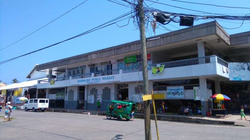 Mambajao Public Market