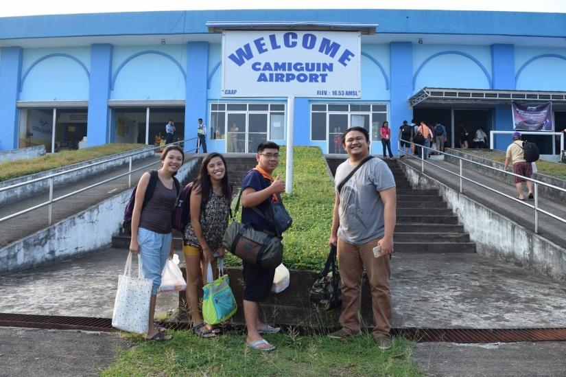 Welcome to Camiguin Minions! 🙊🙊🙊