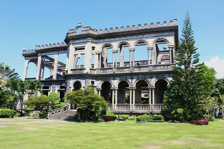 The Ruins In Talisay City Negros Occidental Travel Lover Lass