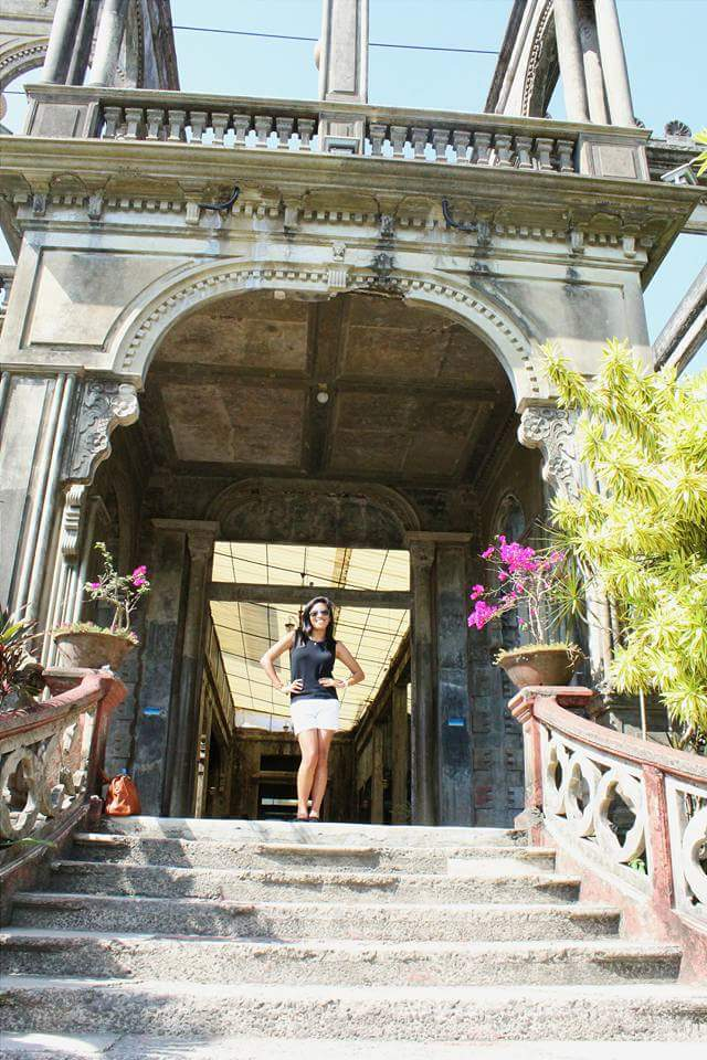 The Ruins In Talisay City Negros Occidental Travel