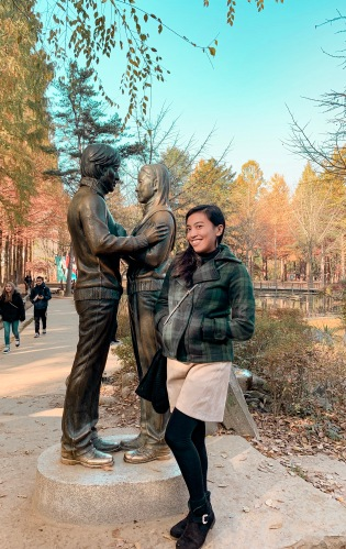 Winter Sonata fan-girling <3